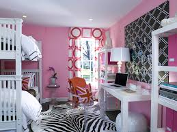 girls room playful bedroom furniture kids: heres an example of a kids room incorporating zebra print with a rug its playful