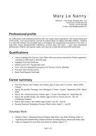 How To Make A Resume For A Babysitting Job   Sample Customer     oyulaw How To Write A Resume For A Babysitter Job How To Write A Resume