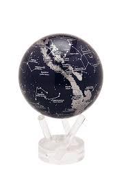 <b>Глобус</b> самовращающийся <b>Mova Globe</b> d12 см Звездное небо
