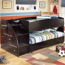 signature design by ashley furniture embrace twin loft bed with caster bed ashley unique furniture bunk beds