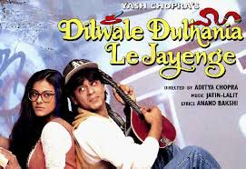 Image result for dilwale dulhania le jayege 1995
