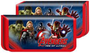 <b>Пенал</b> РОСМЭН <b>Marvel</b> ''Мстители'' Команда MM 000730 ...