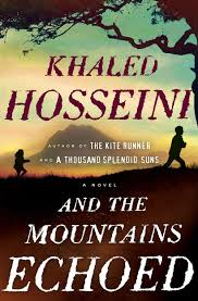 afghan author of kite runner starts his stories small and the mountains echoed
