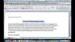 research paper annotated bibliography examples of annotated bibliography apa   Google Search