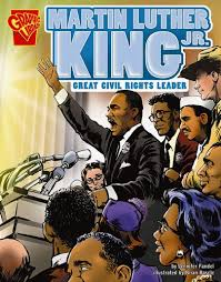 Martin Luther King, Jr.: Great Civil Rights Leader (Graphic ...
