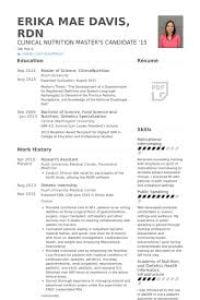 research assistant resume samples research resume template