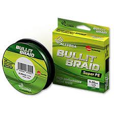 <b>Леска</b> плетеная <b>Allvega Bullit</b> Braid 270m 0,10мм (тёмно-зелёный ...