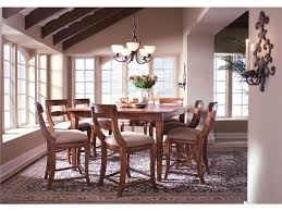 Kincaid Dining Room Sets Kincaid Furniture Dining Room Counter Height Table 96 058 At
