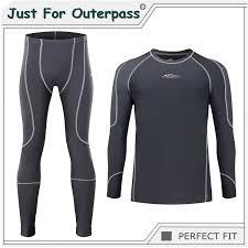 2019 <b>New</b> Autumn Winter <b>Thermal Underwear For</b> Men Quick Dry ...