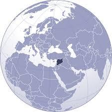 Resultado de imagen para Syria map png