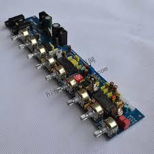<b>NE5532</b> + M65831 + <b>LM4610</b> integrated board DIY fever amplifier ...