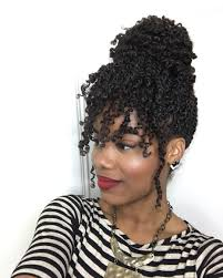 Natural Twist Hairstyles All Twisted Up 20 Hot Kinky Twists Hairstyles To Try Bijoux