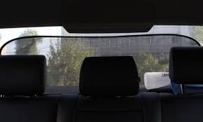 <b>5Pcs</b>/<b>Set</b> Car Sunshade Side Visor Mesh <b>Window Screen</b> Covers ...