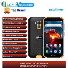 <b>Ulefone Armor X7 Pro</b> Android 10 Rugged Phone 4GB RAM ...