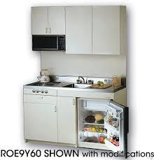 compact mini kitchen units space unit