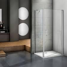 <b>Душевой уголок Good Door</b> Mokka DR+SP 90х90х185 см ...