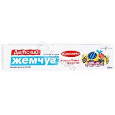 <b>Зубная паста Невская косметика</b> Волшебные фрукты, с 3 до 14 ...