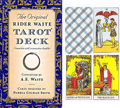 Image result for rider waite deck