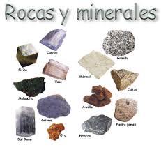 tema 4. Las rocas, minerales y suelo