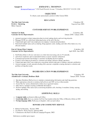 11 server resume objective examples job and resume template objective restaurant server experience on resume