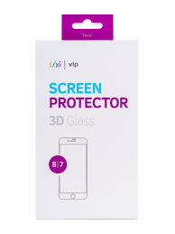 """<b>Защитное</b> 3D <b>стекло</b> """"<b>vlp</b>"""" для Iphone 7/8 (с рамкой) white <b>vlp</b> ..."""