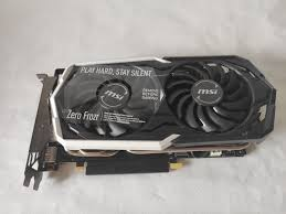 Обзор от покупателя на <b>Видеокарта MSI GeForce RTX</b> 2060 ...