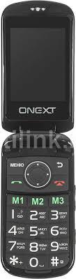 Купить Мобильный <b>телефон ONEXT Care</b>-<b>Phone</b> 6, черный в ...