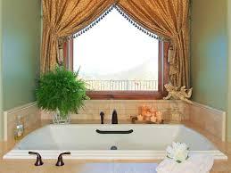 photos bathroom window curtain