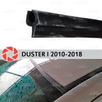 Отделка ковра <b>дверного порога</b> для Renault Duster 2010-2018 ...