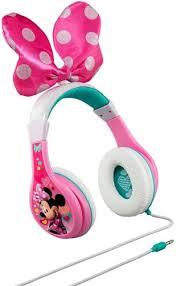 <b>Наушники eKids Minnie Mouse</b> MM-140 (EXv9) - купить наушники ...