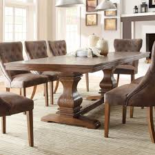 dining table expandable doubles