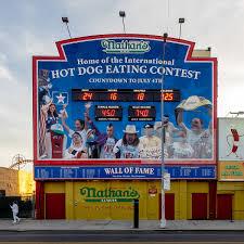 Nathan's <b>Hot</b> Dog Eating Contest - Wikipedia