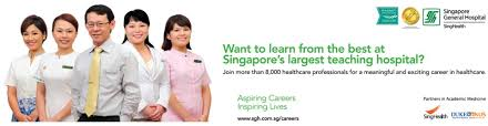 find your next career in singapore general hospital patient service associate