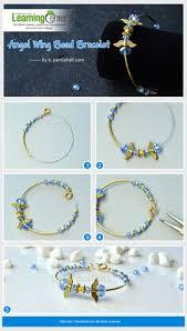 How to DIY <b>Hot</b> Pink Jade Bead <b>Vintage</b> Earrings Wrap <b>hot</b> pink jade ...