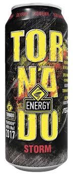<b>Энергетический напиток Tornado</b> Energy Storm — купить по ...