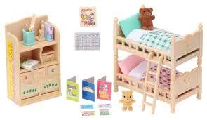 <b>Игровой набор Sylvanian</b> Families Детская комната 2926/4254 ...