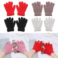 1* <b>Hot Sale Lovely</b> Baby Boys Girls Soft Warm Full Fingers Candy ...