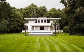 Villa Henny, <b>geometric style</b> icon in The Netherlands - Iconic Houses