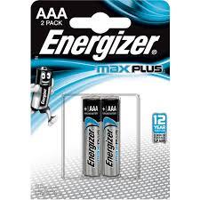 <b>Батарейка Energizer MAX Plus</b> Alk AAA (2 шт.) - купить в магазине ...