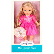 Купить <b>куклу Mary Poppins Элиза</b> Маленькая леди с браслетом ...
