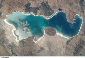 Image result for دریاچه ارومیه
