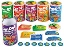 Can Do! Science Games - Gr. <b>2</b>-<b>4</b> - <b>Complete</b> Set at Lakeshore ...