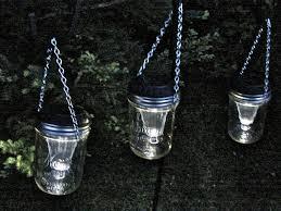 hand made mason jar wide mouth hanging solar by glassactsupply ball mason jar solar lights
