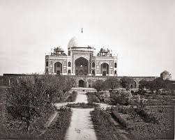 years ago a photo essay hu un s tomb in 1860 and 2005