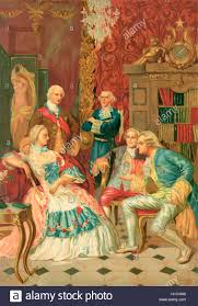 madame de pompadour holding court in french society th century madame de pompadour holding court in french society 18th century jeanne antoinette poisson