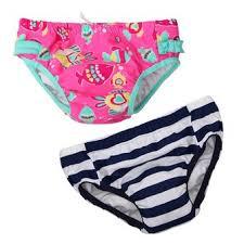 Baby <b>Child Kid Boys Girls</b> Cartoon Style Swim Summer Swimwear ...