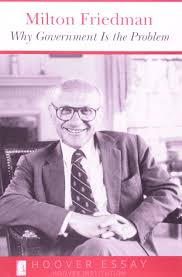 why government is the problem essays in public policy milton why government is the problem essays in public policy milton friedman 9780817954420 com books