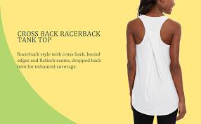 Mippo Workout Tank Tops for Women Yoga Tops ... - Amazon.com
