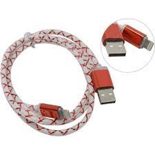 Кабель Lightning - <b>USB</b> Defender ACH03-03LT 1 метр — купить ...