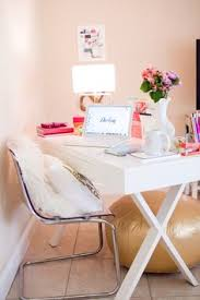 offices desks and work spaces on pinterest happy chic workspace home office details ideas